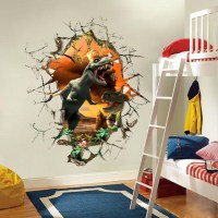 20 Photos Dinosaur Wall Art for Kids | Wall Art Ideas