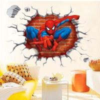 20 Photos Superhero Wall Art for Kids | Wall Art Ideas