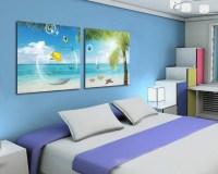 20 Top Beach Wall Art for Bedroom | Wall Art Ideas