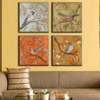 20+ Choices of Chinoiserie Wall Art | Wall Art Ideas