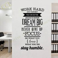 20 Inspirations Inspirational Wall Decals for Office ...