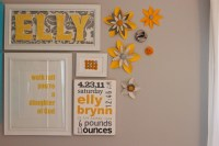 20 Inspirations Baby Name Wall Art | Wall Art Ideas