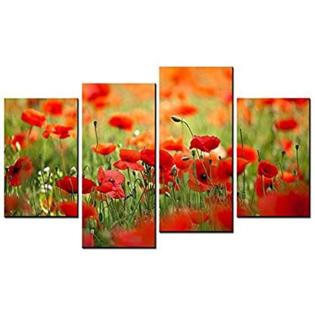 Poppies Wall Art - Home Design Ideas