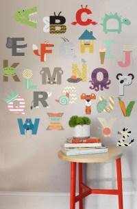 20 Best Collection of Preschool Wall Decoration | Wall Art ...