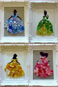 20 Collection of Disney Princess Framed Wall Art | Wall ...