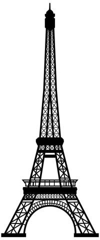 2018 Latest Eiffel Tower Metal Wall Art   Wall Art Ideas
