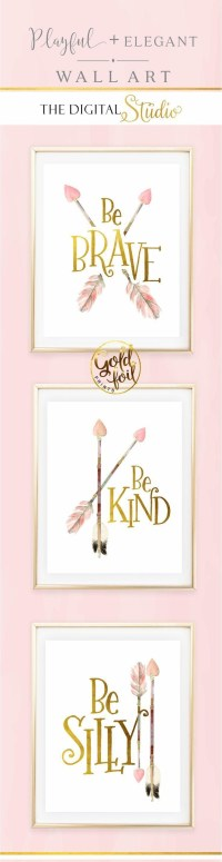 20 Best Collection of Pink and Grey Wall Art | Wall Art Ideas
