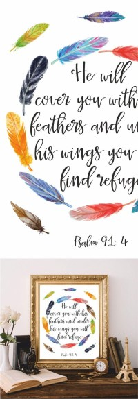 20 Collection of Scripture Canvas Wall Art | Wall Art Ideas