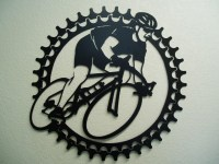20 Collection of Cycling Wall Art | Wall Art Ideas