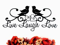 20 Ideas of Live Laugh Love Wall Art Metal | Wall Art Ideas