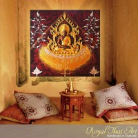 20 Best Collection of Buddha Wood Wall Art | Wall Art Ideas