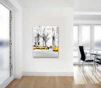 20 Photos Black and White New York Canvas Wall Art | Wall ...