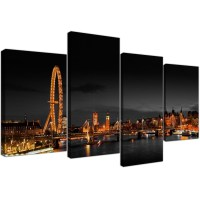 20 Collection of London Scene Wall Art