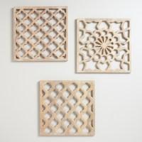 20 Collection of Wooden Wall Art Panels | Wall Art Ideas