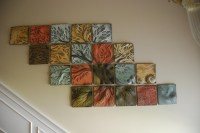 Ceramic Tile Wall Art | Tile Design Ideas