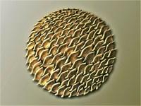 2018 Latest 3D Circle Wall Art   Wall Art Ideas