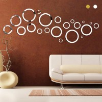 2018 Latest 3D Circle Wall Art | Wall Art Ideas
