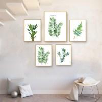 20 Best Ideas Palm Leaf Wall Art   Wall Art Ideas