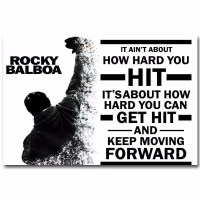 20 Inspirations Rocky Balboa Wall Art | Wall Art Ideas