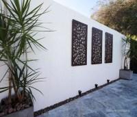 20 Best Collection of Modern Outdoor Wall Art