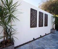 20 Best Collection of Modern Outdoor Wall Art | Wall Art Ideas