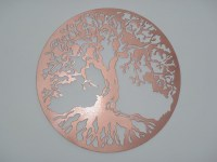 20 Inspirations Large Copper Wall Art   Wall Art Ideas