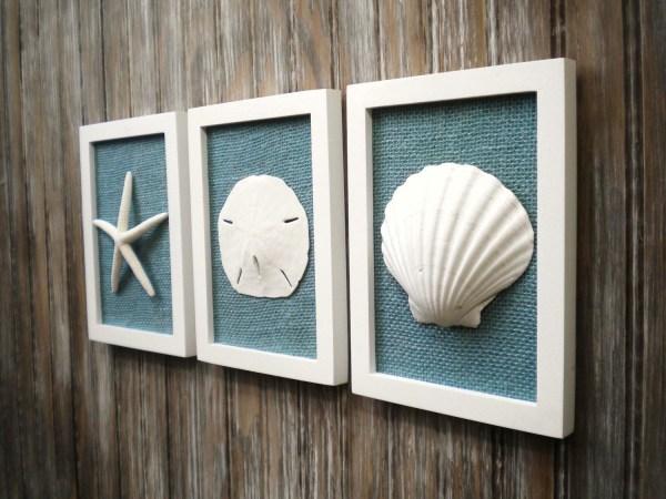 Inspirations Coastal Wall Art Ideas