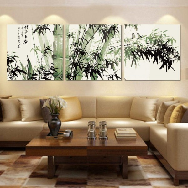 Large Living Room Wall Decor Ideas