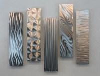 20+ Choices of Rectangular Metal Wall Art | Wall Art Ideas