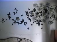 20 Best Collection of Butterflies 3D Wall Art | Wall Art Ideas