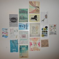 20 Inspirations College Dorm Wall Art | Wall Art Ideas