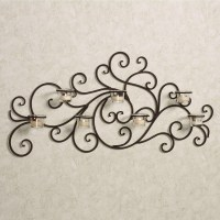 20 Collection of Faux Wrought Iron Wall Decors | Wall Art ...
