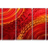 20 Best Red and Yellow Wall Art