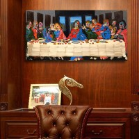 20 Inspirations Last Supper Wall Art | Wall Art Ideas