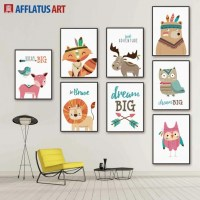 20 Top Kids Canvas Wall Art