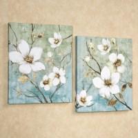 20 Ideas of Floral Wall Art Canvas | Wall Art Ideas