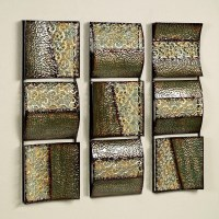 20 Top Metallic Wall Art