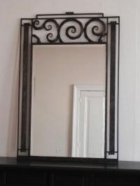 20 Ideas of Mirrored Frame Wall Art