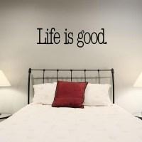 20 Inspirations Life Is Good Wall Art | Wall Art Ideas