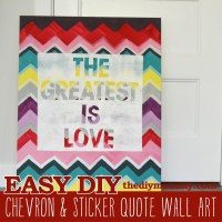 20 Ideas of Diy Canvas Wall Art Quotes | Wall Art Ideas