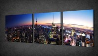 20 Best Collection of New York City Canvas Wall Art | Wall ...
