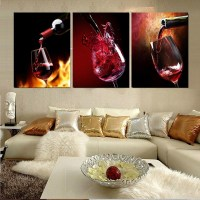 20 Best Wine Metal Wall Art | Wall Art Ideas