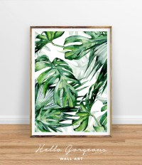 Tropical Wall Decor - [audidatlevante.com]