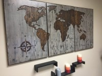 20 Best Ideas Wood Panel Wall Art | Wall Art Ideas