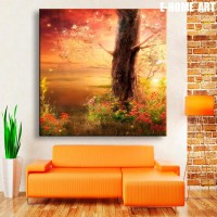 20 Ideas of Jungle Canvas Wall Art | Wall Art Ideas