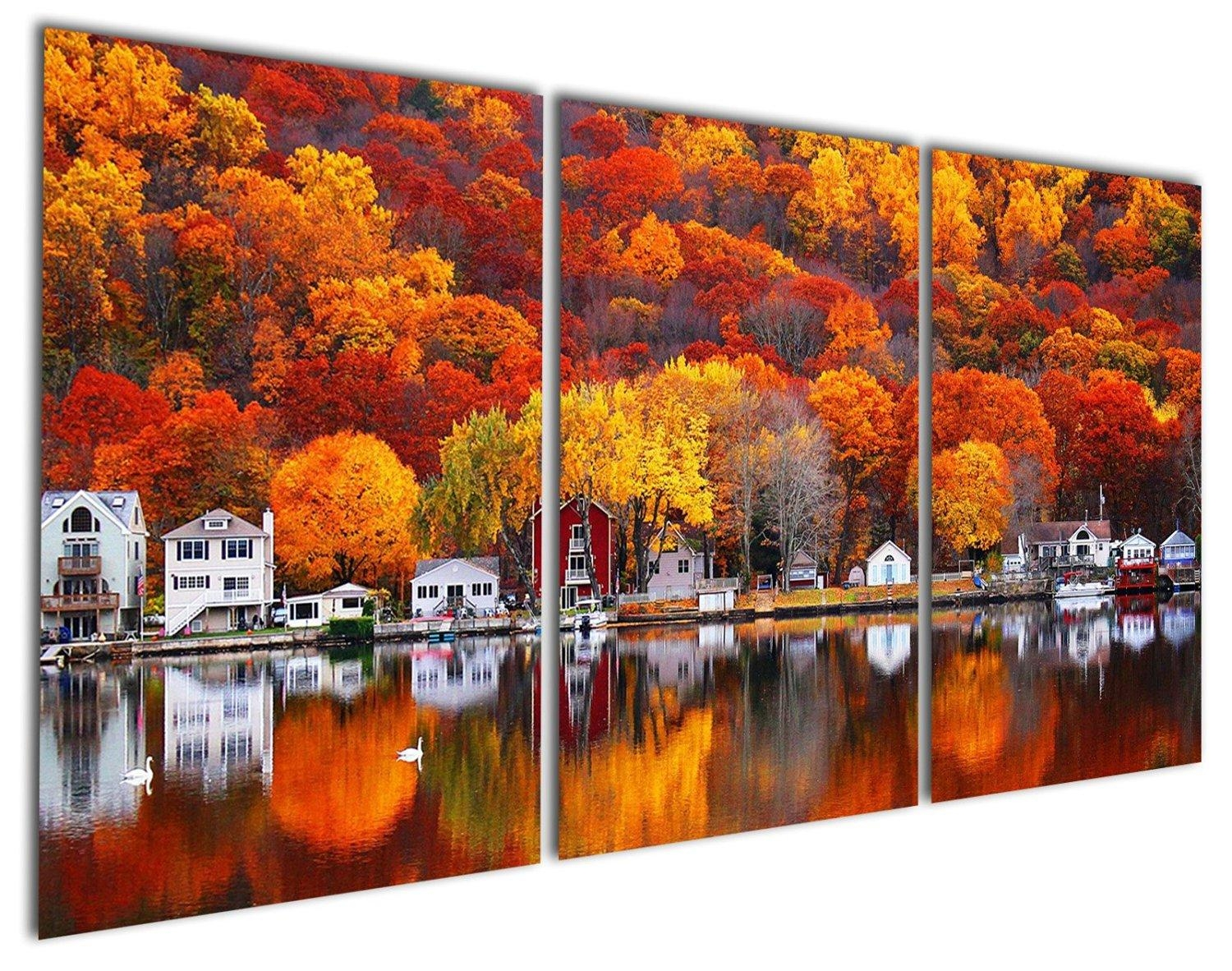 2019 Latest Country Canvas Wall Art
