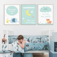 20 Top Nursery Framed Wall Art | Wall Art Ideas
