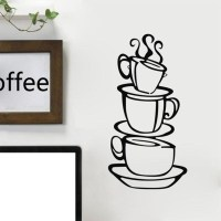 20 Best Ideas Metal Coffee Cup Wall Art | Wall Art Ideas