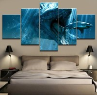 20 Photos Modular Wall Art   Wall Art Ideas
