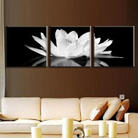 2018 Latest Black and White Wall Art Sets | Wall Art Ideas